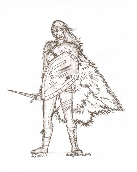 Adena sketch